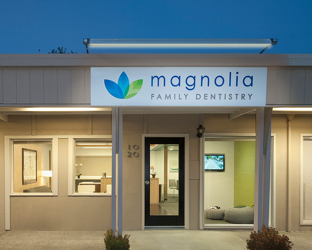 Office Tour : Magnolia Family Dentistry : Larkspur CA